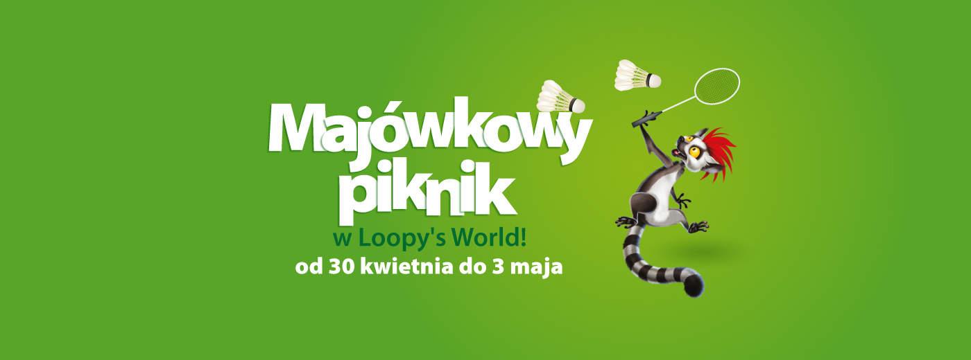 Majówkowy piknik w Loopy's World