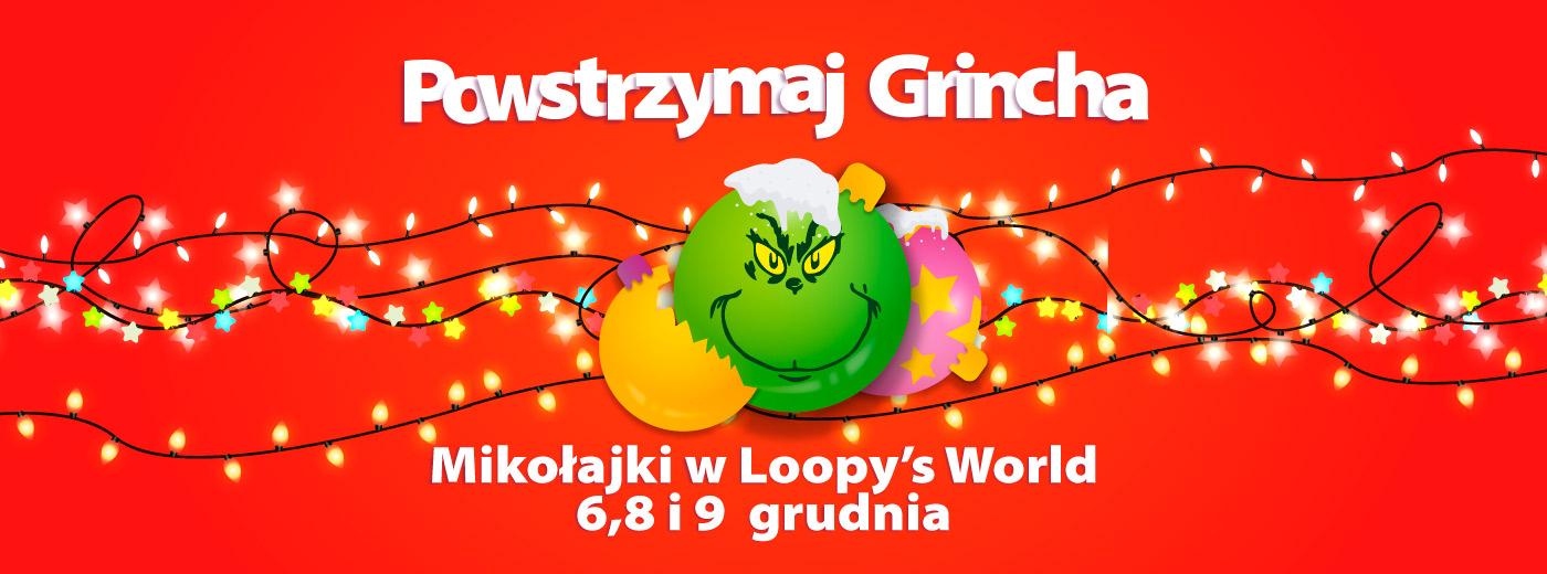 Mikołajki dla dzieci we Wrocławiu –  Loopy's World