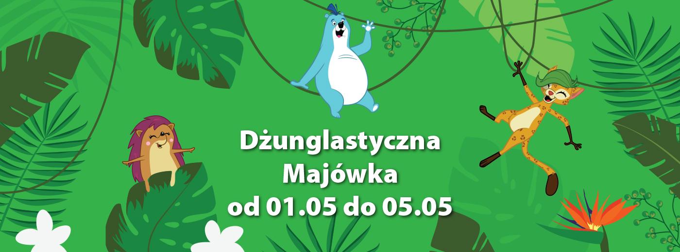 Dżungalstyczna Majówka w Gdańsku
