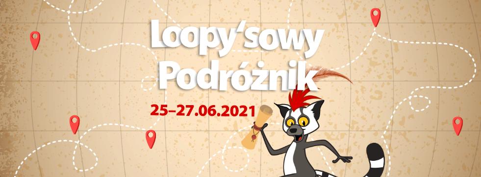 Zaczynamy Wakacje! – Loopy'sowy  Podróżnik