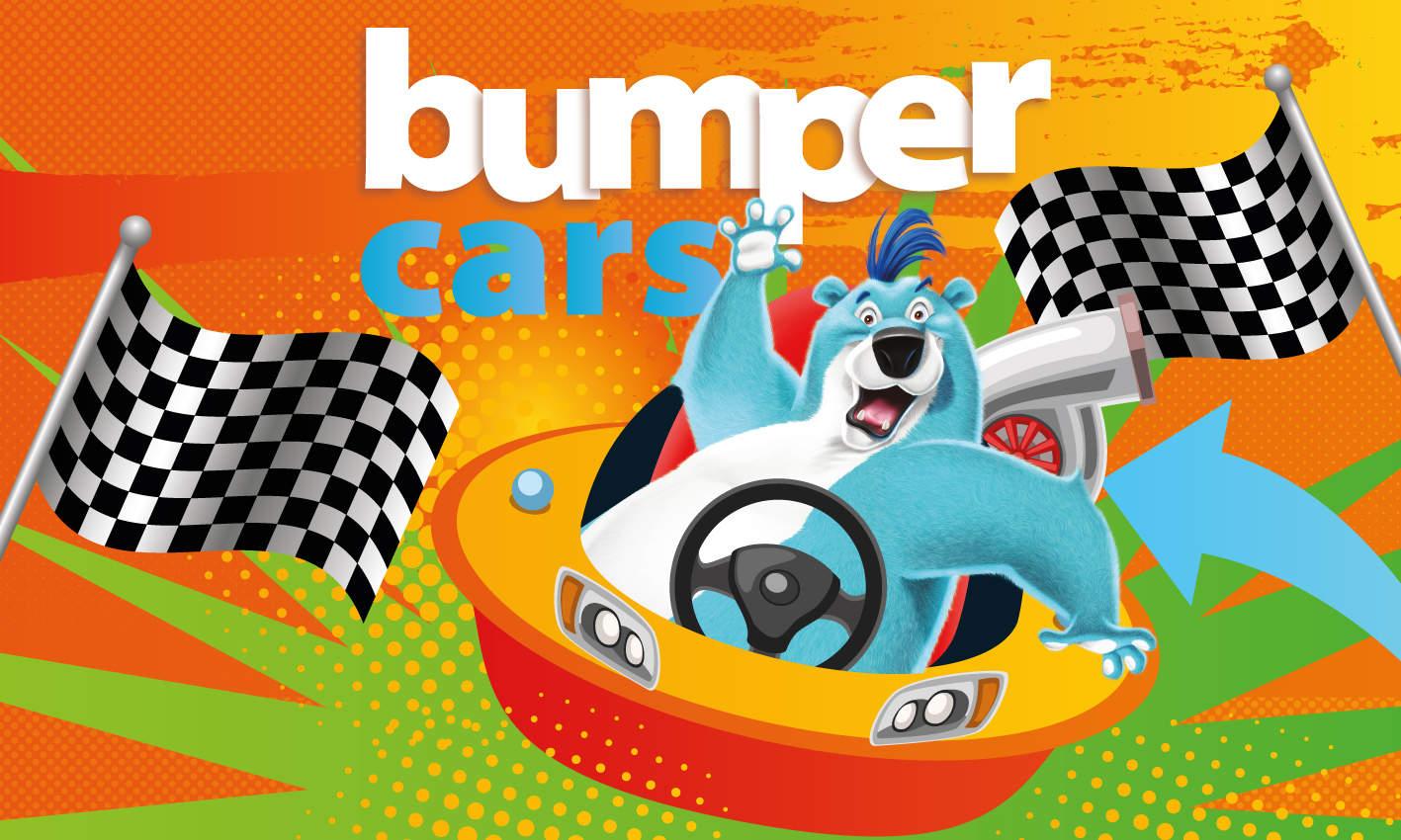 Żeton na Bumper Cars – GRATIS!
