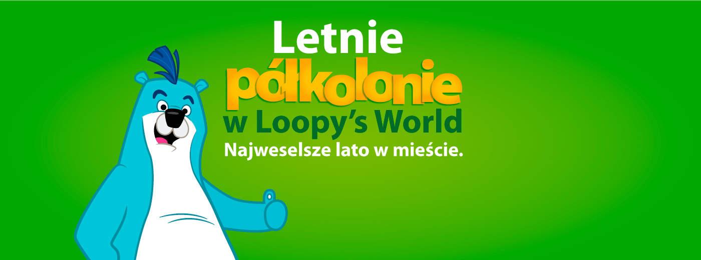 Letnie półkolonie w Loopy's World