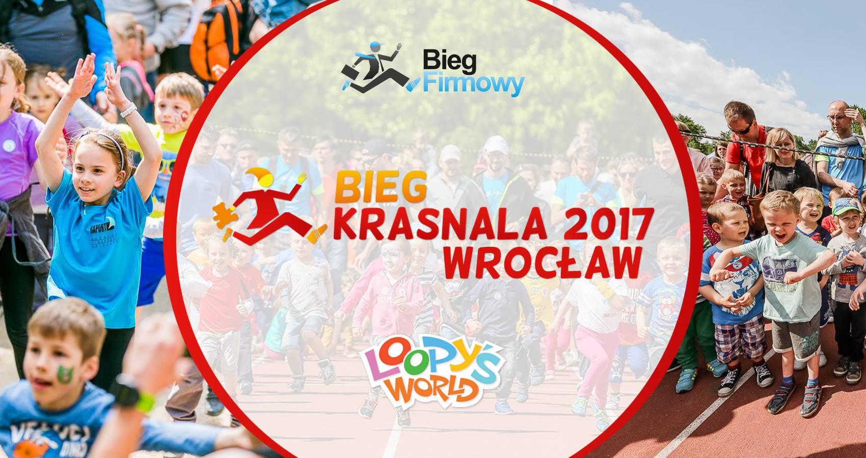 Bieg Krasnala we Wrocławiu!
