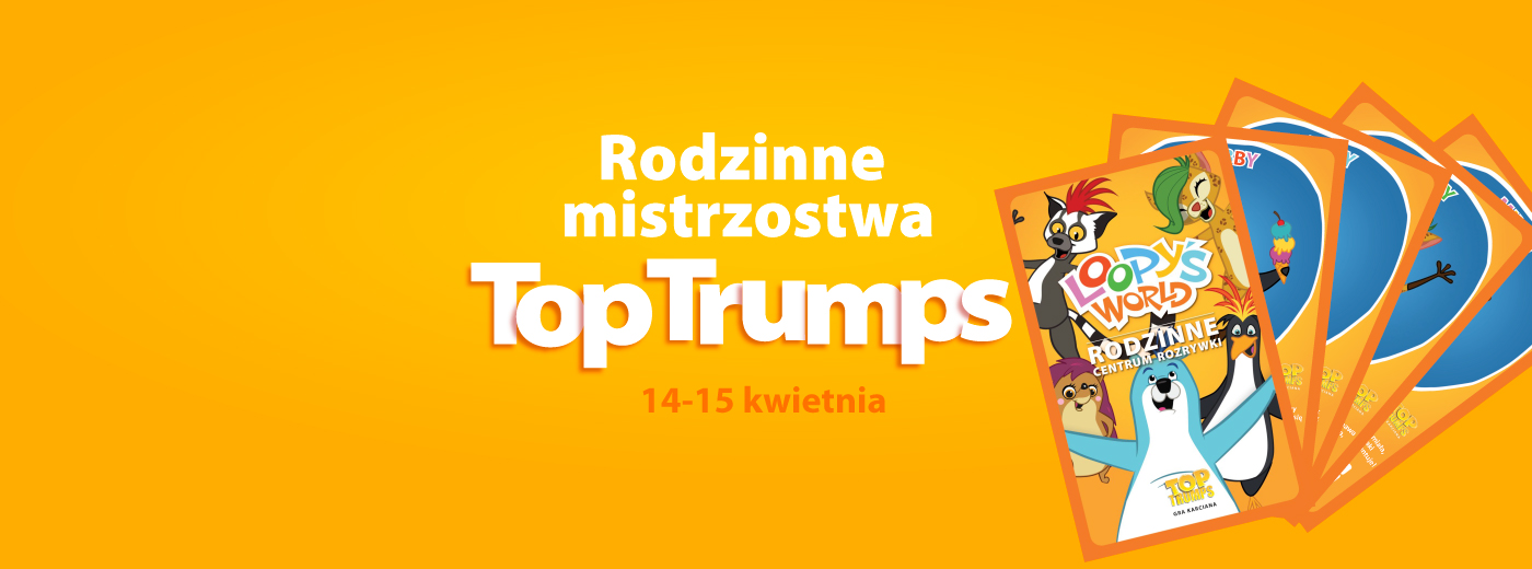 Rodzinne mistrzostwa TopTrumps!
