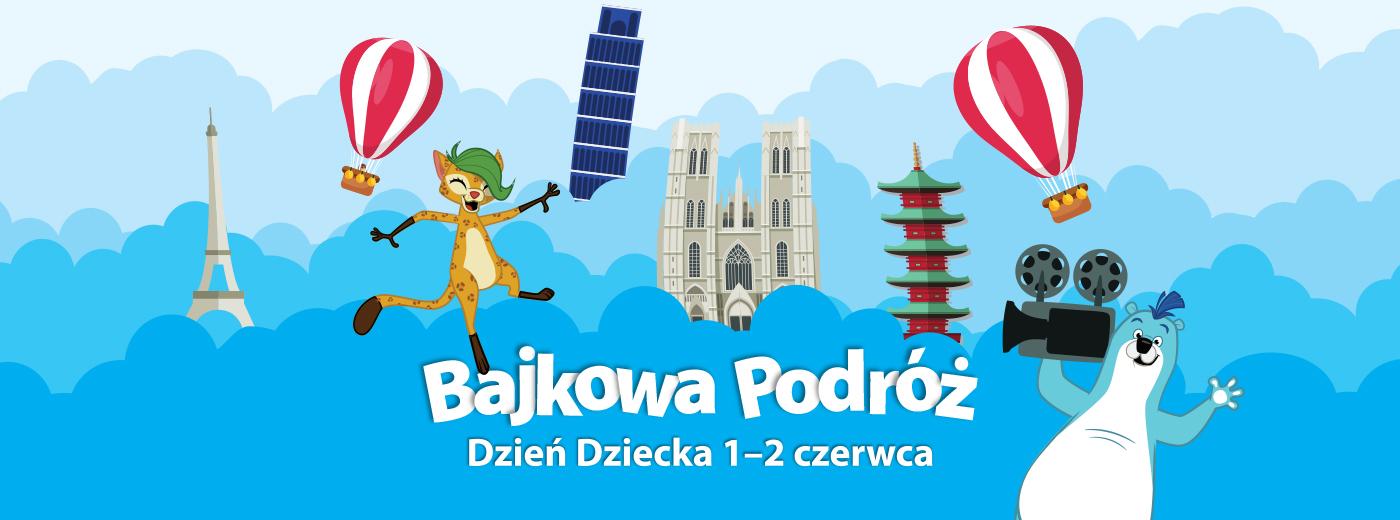 Bajkowa Podróż – Dzień Dziecka we Wrocławiu